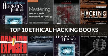 Top 10 Ethical Hacking Books