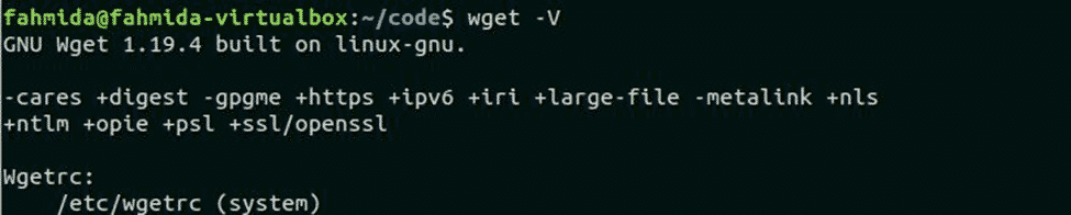 How to resolve 'bash wget command not found' problem – Linux