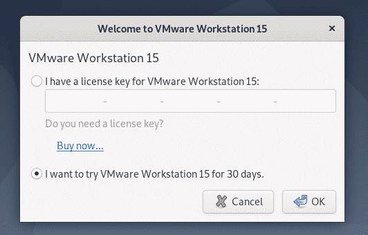 Installing VMware Workstation Pro on Debian 10 – Linux Hint