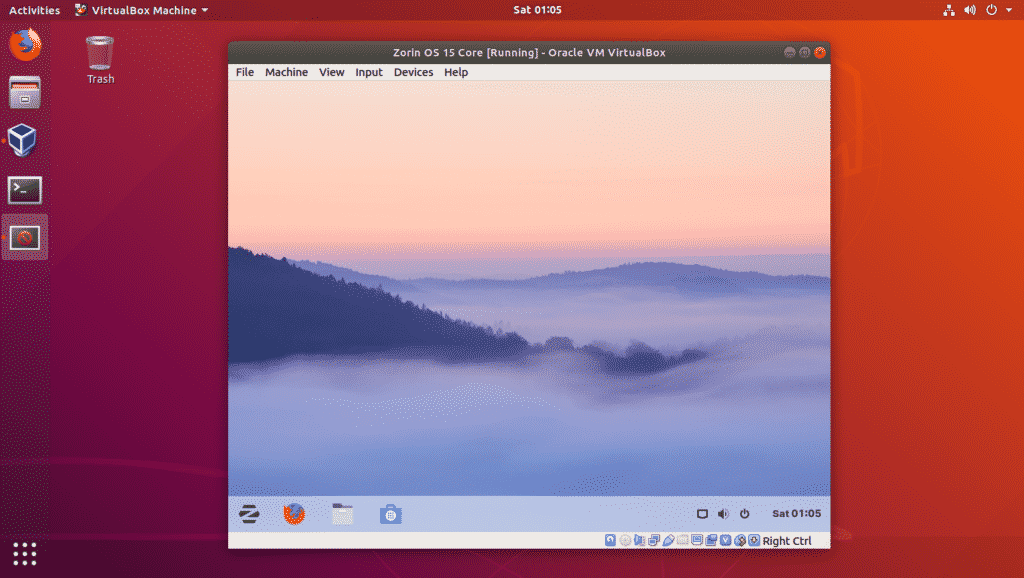 How to Install Zorin OS on VirtualBox – Linux Hint