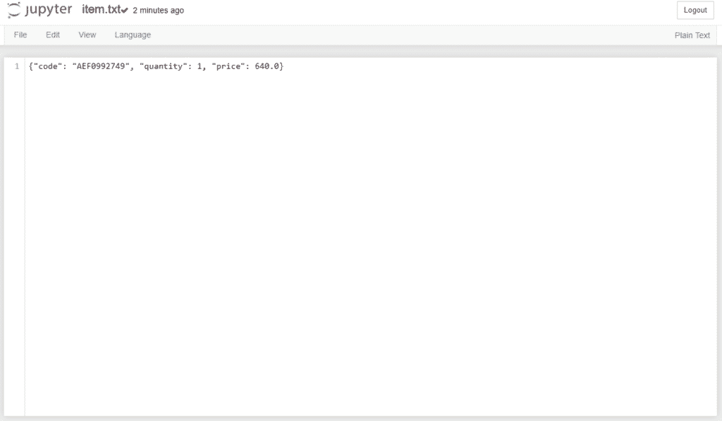Python with JSON Files – Linux Hint