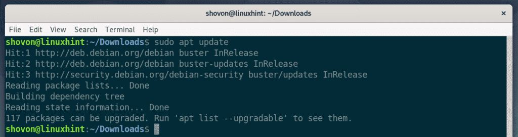Installing Google Chrome on Debian 10 – Linux Hint