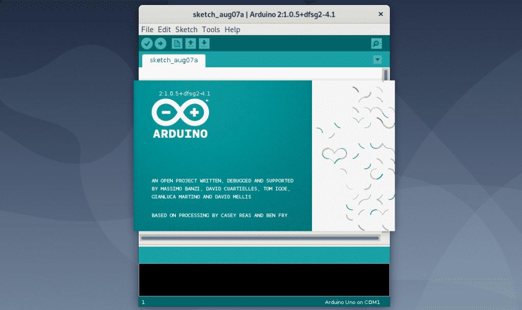 Installing Arduino IDE on Debian 10 – Linux Hint