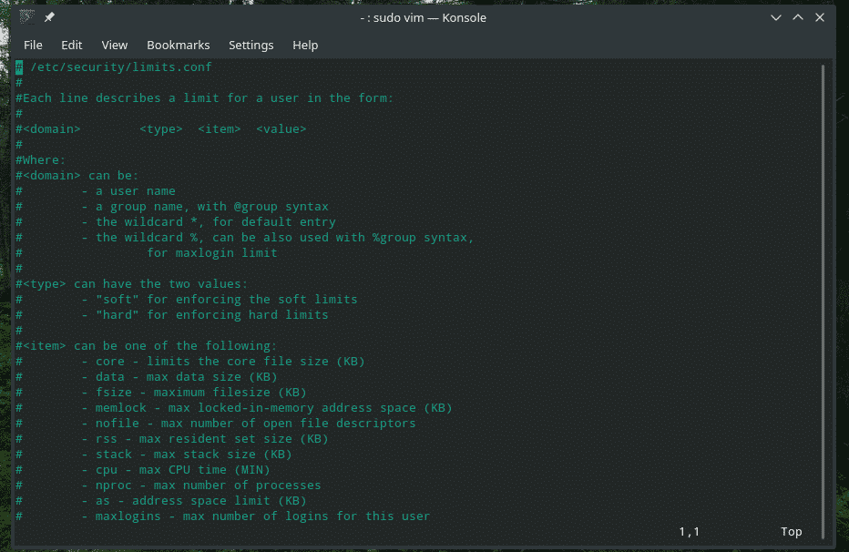 Linux ulimit Command – Linux Hint