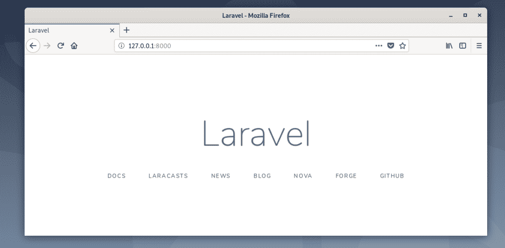 Setting Up Laravel Development Environment on Debian 10