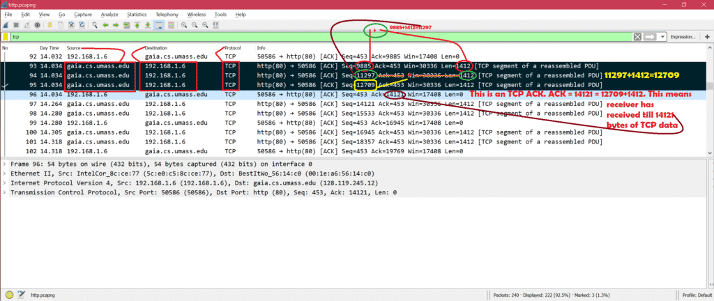 TCP Packet Capture Analysis – Linux Hint