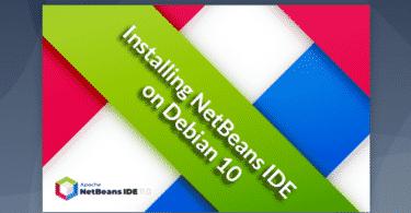 Installing NetBeans IDE on Debian 10