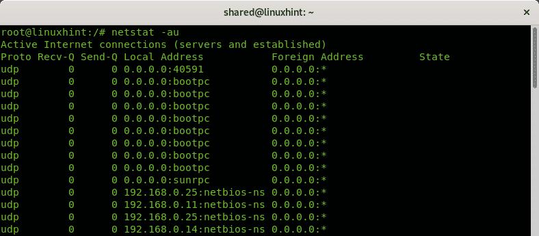 Basic Linux Network Commands – Linux Hint