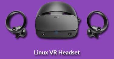 Linux VR Headset