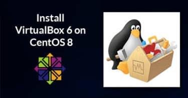 Install VirtualBox 6 on CentOS 8