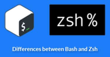 Differences between Bash and Zsh