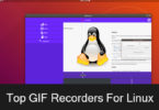 Top GIF Recorders For Linux