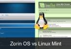 Zorin OS vs Linux Mint