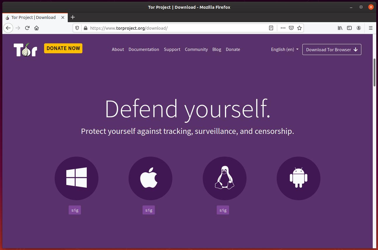 Install tor browser on ubuntu у тор браузер нет разрешения вход на гидру
