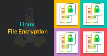 Linux File Encryption