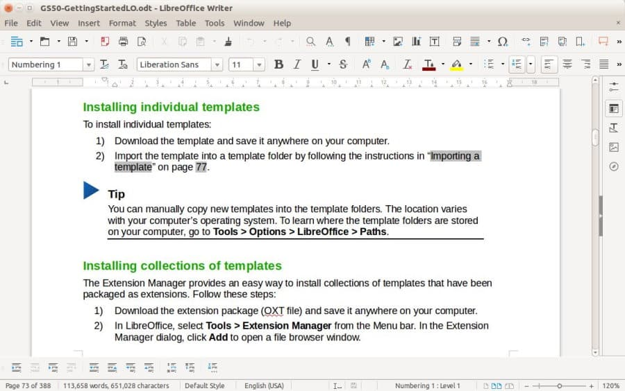 Top 5 Best Ms Office Alternatives For Linux In 2020 Linux Hint