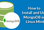How to Install and Use MongoDB on Linux Mint