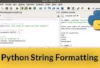 Split String in Python