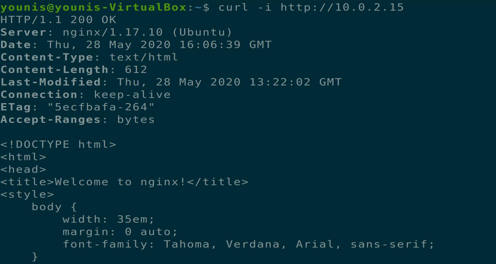 How To Install Nginx On Ubuntu 20 04 Linux Hint