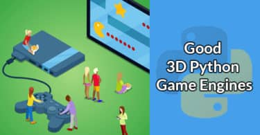 Good 3D Python Game Engines