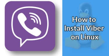 How to Install Viber on Linux