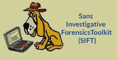Sans Investigative Forensics Toolkit (SIFT)
