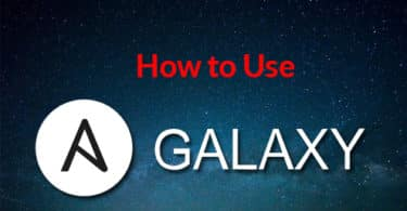 How to Use Ansible Galaxy