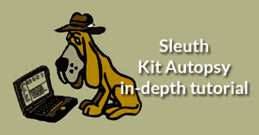 Sleuth Kit Autopsy in-depth tutorial