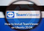 How to Install TeamViewer on Ubuntu 20.04