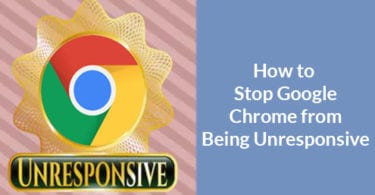How to Stop Google Chrome from Being Unresponsive