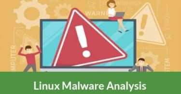 Linux Malware Analysis