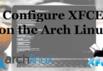 Configure-XFCE-on-the-Arch-Linux