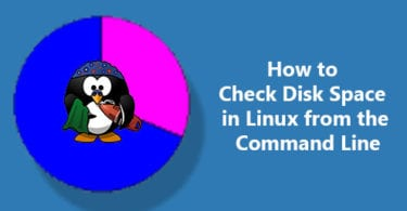How to Check Disk Space in Linux from the Command Line