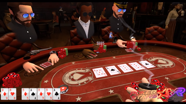 PokerStars VR1