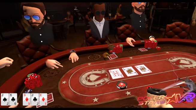PokerStars VR2