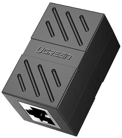 UGREEN RJ45 Coupler Ethernet Cable Extender Female to Female