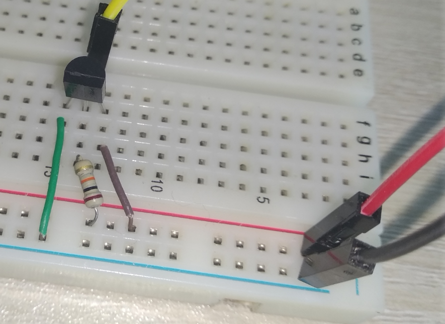 breadboard raspberry zoom
