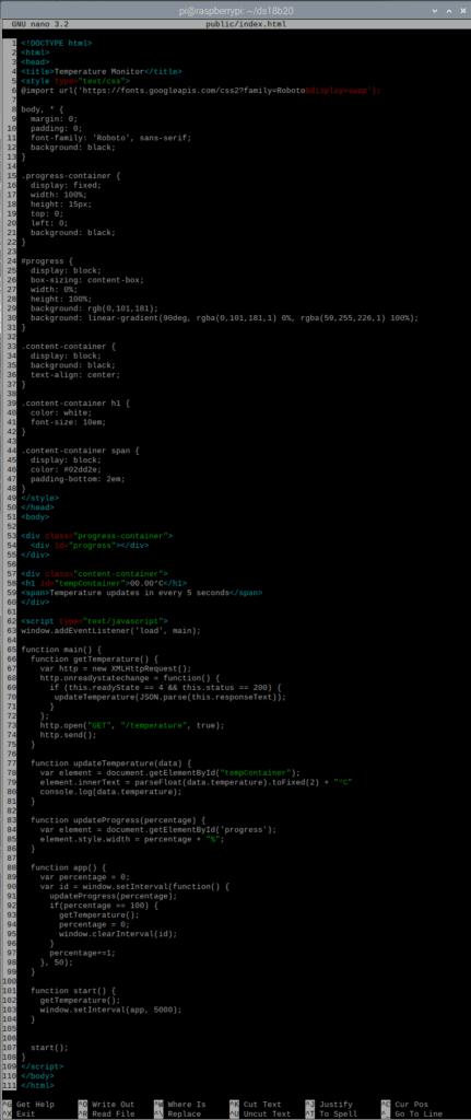 ctrl x y index html