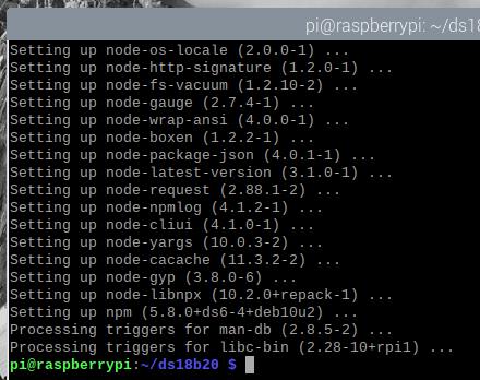 node js npm