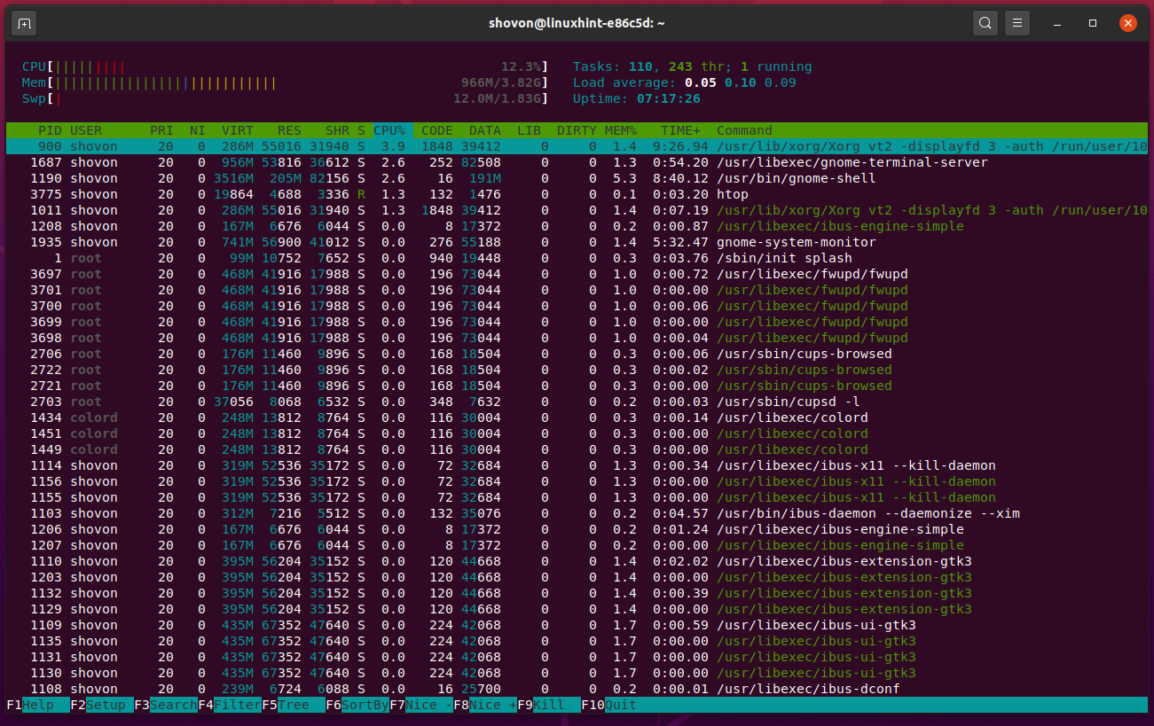 How to Check Linux Memory Usage – Linux Hint