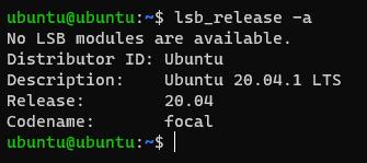 lsb_release