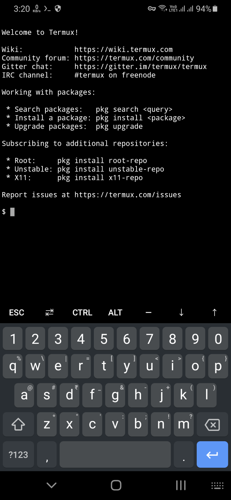 How To Use Termux To Run Command Line Linux Apps In Android Linux Hint