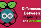 Differences Between Raspberry Pi and Arduino
