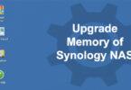 Upgrade Memory of Synology NAS