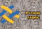 Python fabric