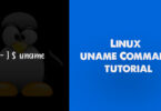Linux uname Command tutorial