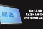Best AMD Ryzen Laptops for Performance