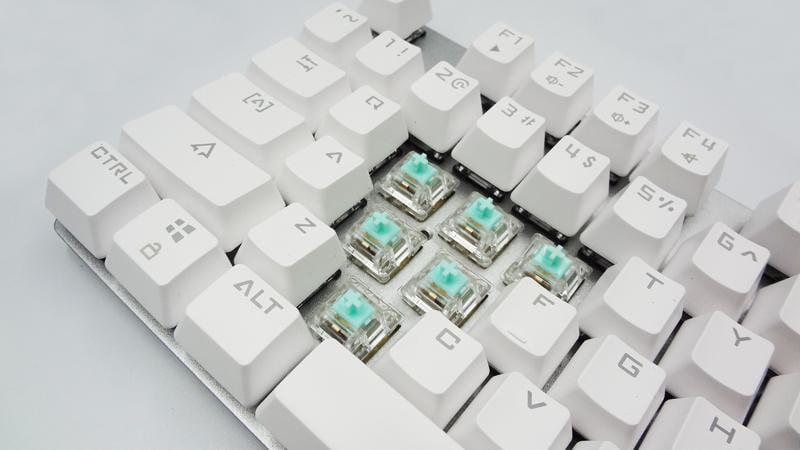 Customize Pom Stem Clear Linear Keyboard Switch 5 Pin Mechanical Keyswitch For Diy Gaming Keyboard - Buy Customize Pom Stem Clear Linear Keyboard Switch 5 Pin Mechanical Keyswitch For Diy Gaming Keyboard,Mechanical