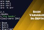 Bash Variables In-Depth