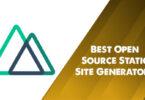 Best Open Source Static Site Generators